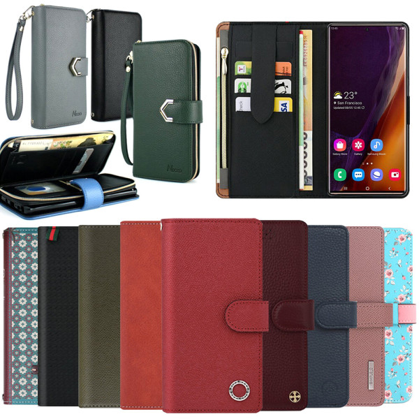 갤럭시S5 광대역 G900 G906 핸드폰 지갑 가죽 케이스 상품이미지