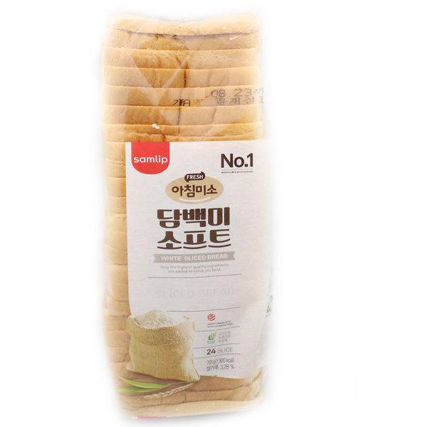 삼립/ 담백미 소프트 대식빵 5봉지/빵 상품이미지