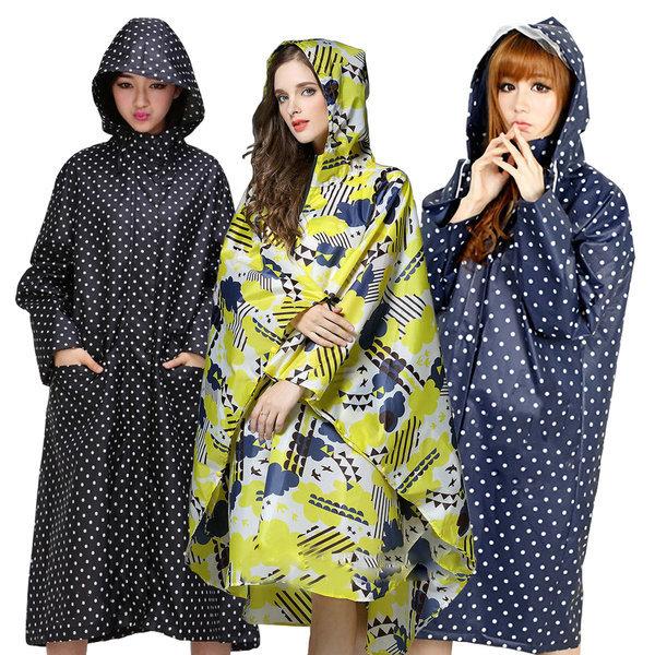 G여성레인코트 레인부츠 골프우의 비옷패션우산 우비 상품이미지