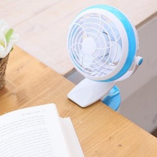 라미 USB선풍기 탁상용 휴대용 미니선풍기 현진포커스 상품이미지