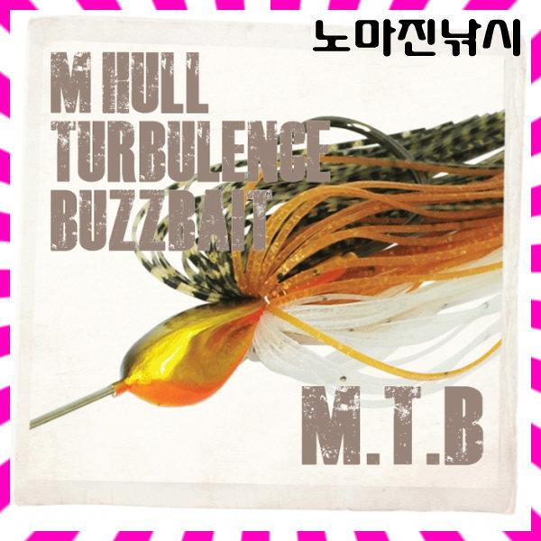 노마진낚시 다미끼 M.T.B(엠티비)/스커트베이트/스피너베이트/MTB/민물루어/와이어베이트/루어낚시 상품이미지