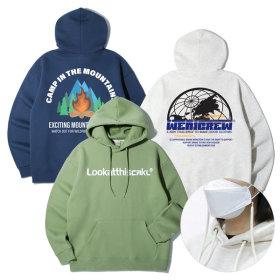 Hoodies/Sweatshirt/Plain/Fleece