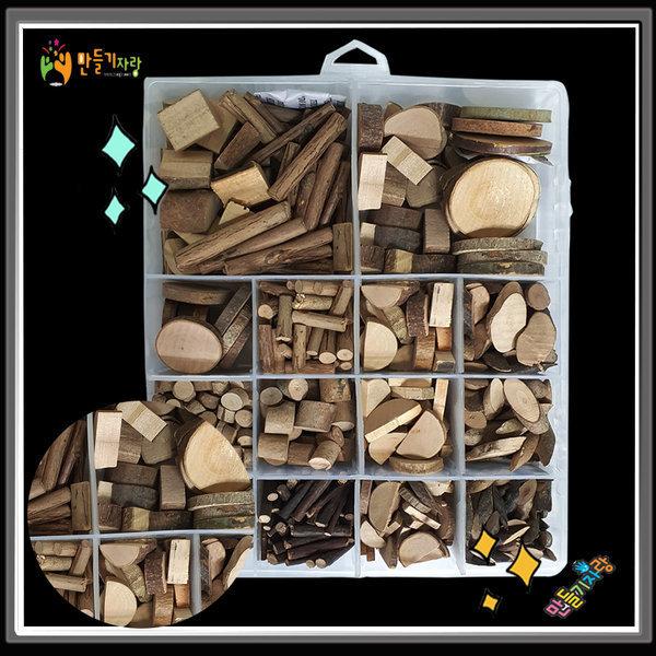 천연나무조각 종합  만들기재료 나무조각 팬던트 나무 상품이미지