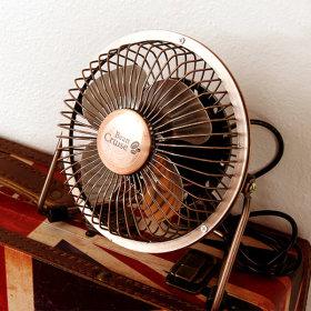 USB/Mini/Metal/Electric Fan/For Table/10.2cm/M04