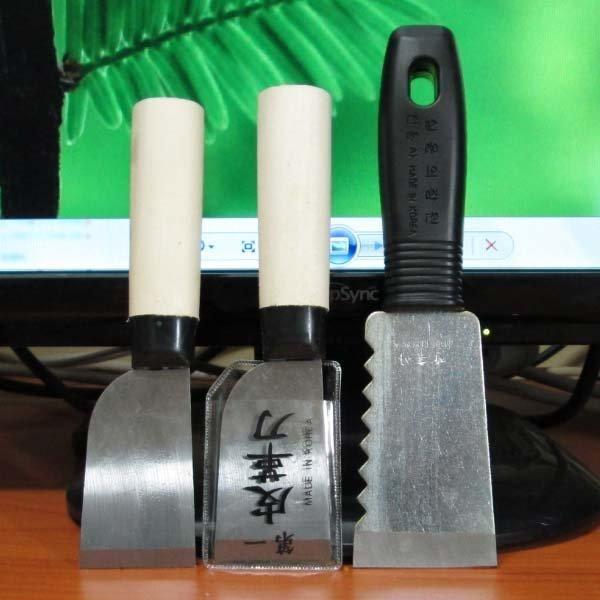 B097/구두칼/보급형/고급형/피혁도/국산/조각도 상품이미지