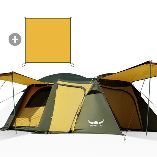 리빙쉘 와이드돔 텐트 뉴 리빙쉘 와이드 거실형 텐트 상품이미지