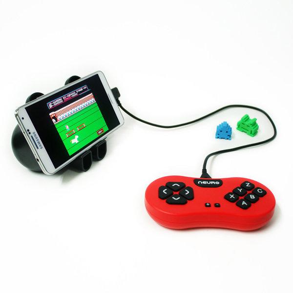 뉴로콘(안드로이드 스마트폰 USB-OTG 게임 컨트롤러) 상품이미지