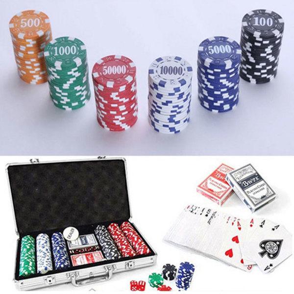 카지노 숫자칩 포커칩 카지노칩 세트 포카칩 게임칩 상품이미지