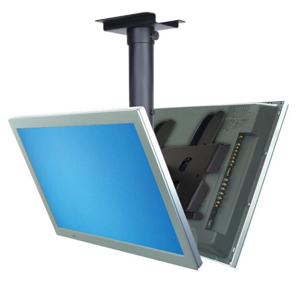 ND-3840-D 높이조절 TV 천장 브라켓/37~55형/80kg지지 상품이미지