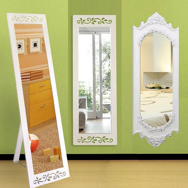 루이송 루나 전신거울 예쁜 벽거울 조각 거울 상품이미지