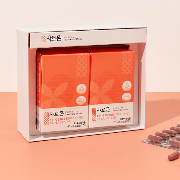 샤르몬/2개월/여성 갱년기영양제 비타민 회화나무 상품이미지