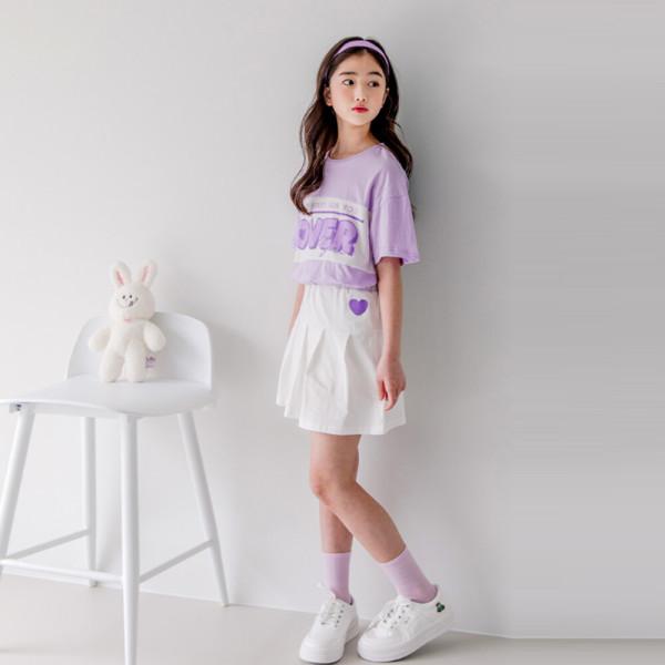 주니어/~160호/레깅스/청/바지/쥬니어/여아/아동 상품이미지