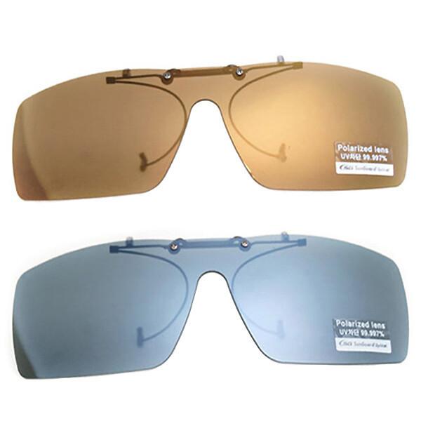 편광산렌즈 썬가드광학 편광선글라스 뉴클립/미러아이 상품이미지