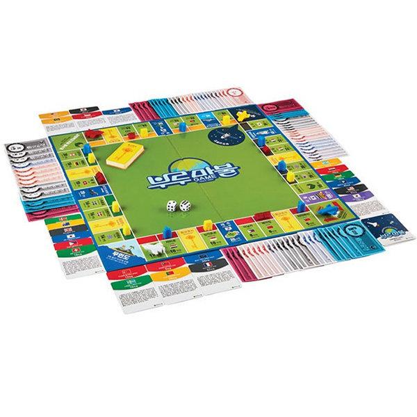 부루마블게임 보드게임 카드놀이 가족 장난감 28000 상품이미지