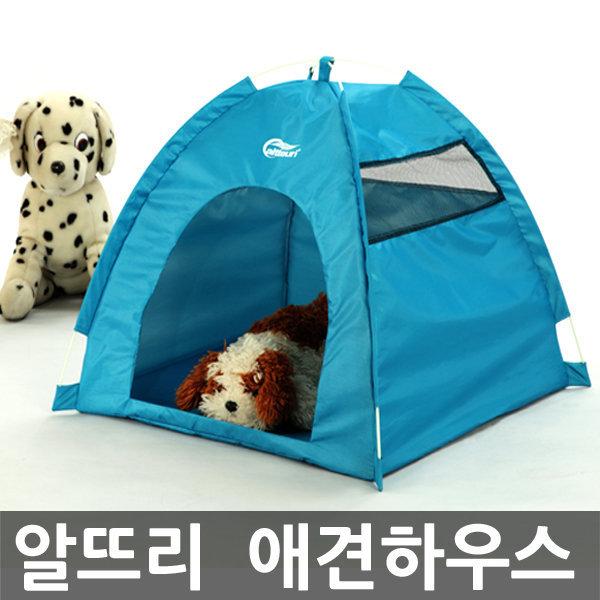애견하우스 강아지집 방석 고양이 개집 애완 애견텐트 상품이미지