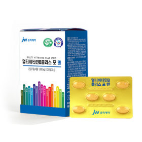 멀티 비타민 B플러스 맨 30정(한달분)/레모나/s