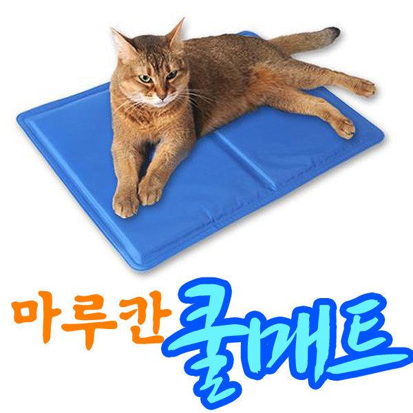 마루칸 곤타클럽 고양이 쿨매트(M)/여름매트 상품이미지