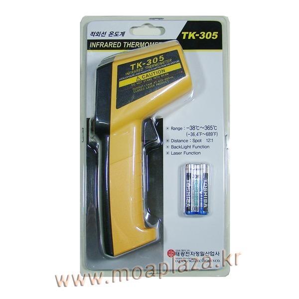 비접촉식 적외선온도계TK-305 학교납품전문업체 TK305 상품이미지