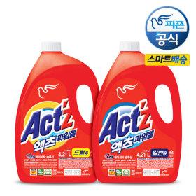 Pigeon Actz liquid laundry detergent 4.21L