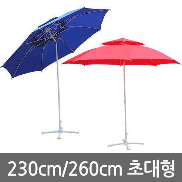 대형2단 팔각 파라솔 캠핑 낚시 정원 야외 비치 세트 상품이미지