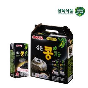 삼육두유 검은콩칼슘 190ml 48팩 부모님 선물