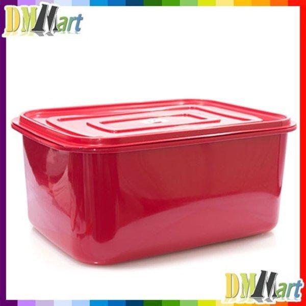 싱싱점보 밀폐용기 13호 (레드밀폐 빨강밀폐) 대형밀 상품이미지