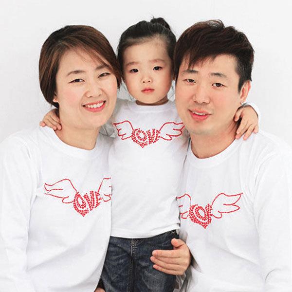 반팔/긴팔 유아동티셔츠 유치원단체티 어린이집단체티 상품이미지