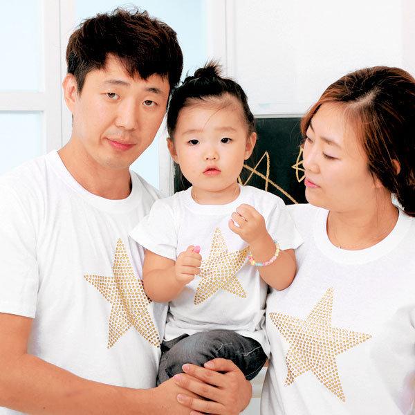 반팔/긴팔 아동단체티 유치원단체티 운동회 체육대회 상품이미지