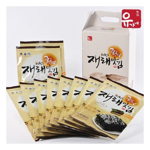 프리미엄 광천김 전장김/식탁김/도시락김/선물세트 상품이미지