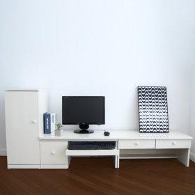 리더스 좌식컴퓨터책상/좌식책상/컴퓨터테이블/원룸