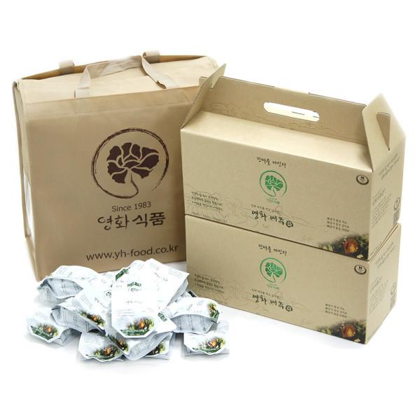 영화식품 여주즙 100ml 60팩 (충북 영동 여주) 상품이미지