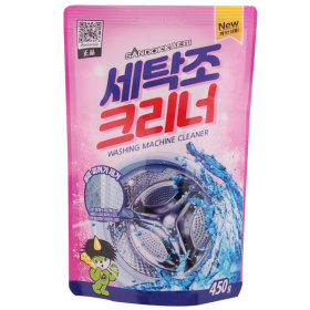 산도깨비 세탁조 세정제 450g