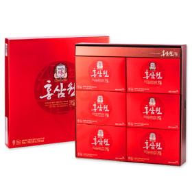 홍삼원 70mlX30포-선물세트/골드/골드진 쇼핑백증정