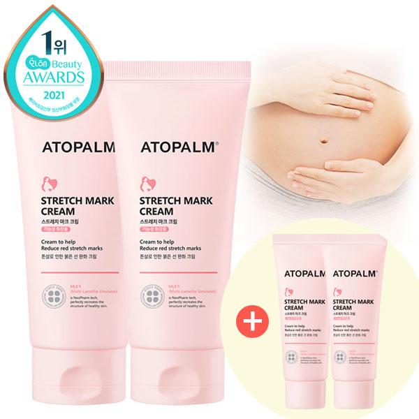 아토팜 임산부 매터니티 크림 150ml 2개 크림오일증정 상품이미지