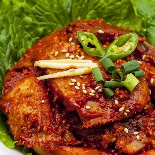 강경젓갈 강경 양념젓갈 젓갈 가자미 가자미식해 상품이미지