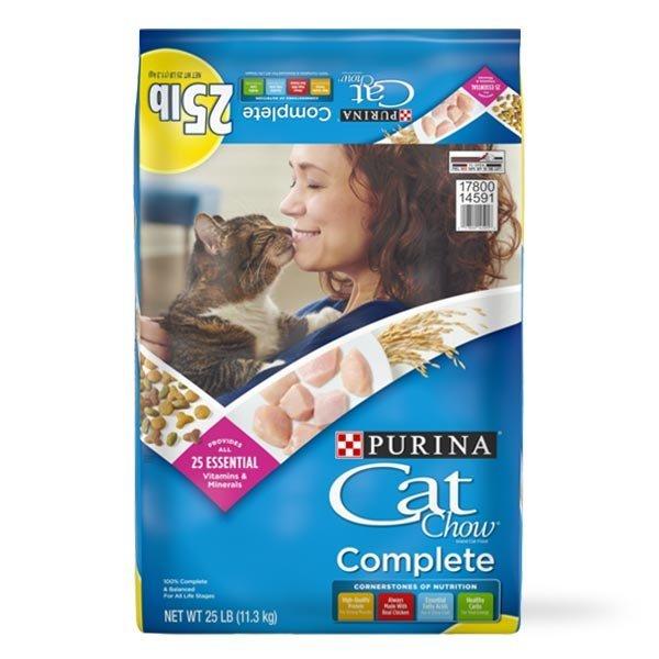 퓨리나 캣차우 11.3kg 고양이사료 (비닐포장) 상품이미지
