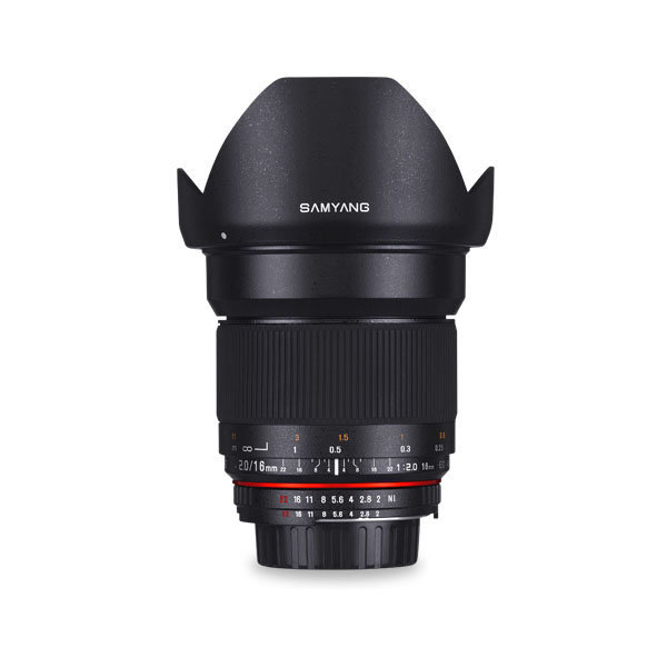 SamYang 16mm F2.0 ED AS UMC CS for Sony A 상품이미지