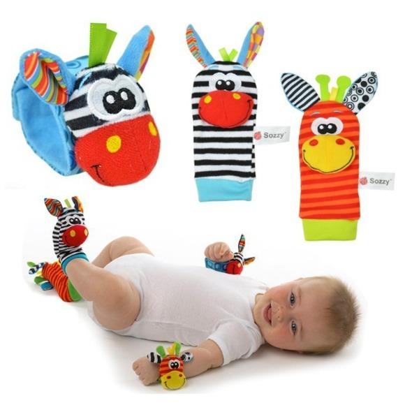 신생아 장난감 아기장난감 최저가  딸랑이 애착인형 상품이미지