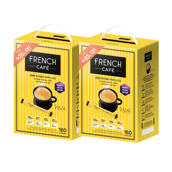 G특가 프렌치카페 카페믹스 360T 400T 커피믹스 상품이미지