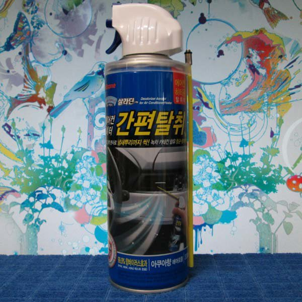 B841/차량용에어컨탈취제/차량에어컨탈취제/냄새제거 상품이미지