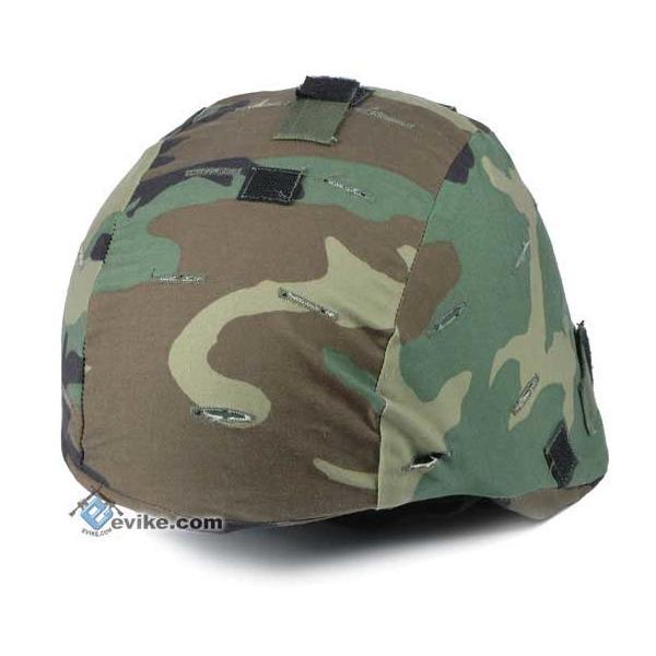 얼룩무늬 사막색 미치헬멧 하이바 헬멧 커버 상품이미지