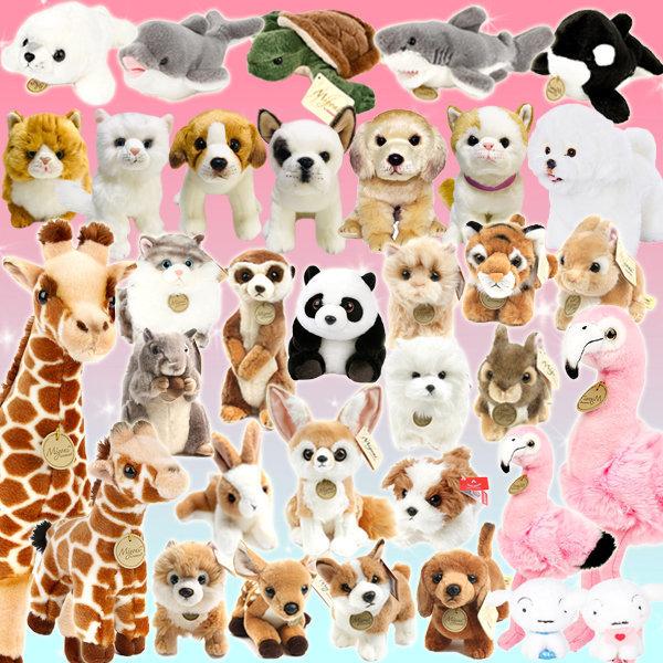 동물인형/강아지/토끼/애착/기린/곰/돼지/포켓몬/인형 상품이미지