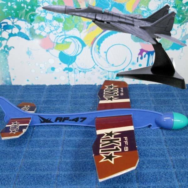 C177/모형비행기/글라이더/조립비행기/장난감비행기 상품이미지