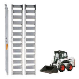 농기계 운반용 상하차용 알루미늄 사다리 10자 3.5톤