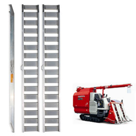 농기계 운반용 상하차용 알루미늄 사다리 12자 3.5톤
