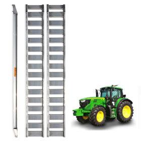 농기계 운반용 상하차용 알루미늄 사다리 12자 4.5톤
