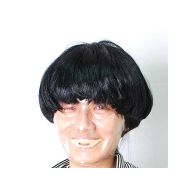 G마켓 바가지머리가발 가발 이벤트 파티 분장 변장 바가지