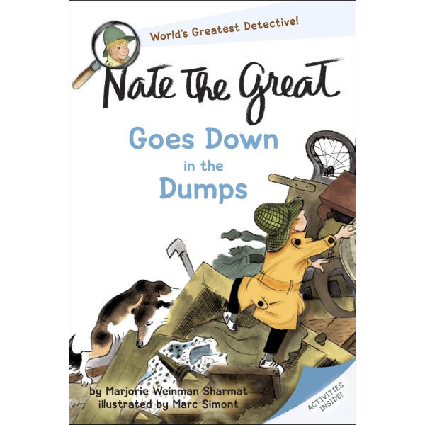 Nate the Great Goes Down in the Dumps 상품이미지