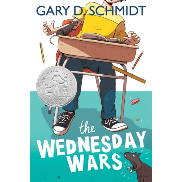 The Wednesday Wars (2008 Newbery Medal Honor) 상품이미지
