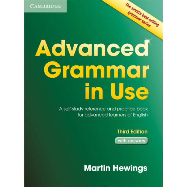 Advanced Grammar in Use Book with Answers 상품이미지